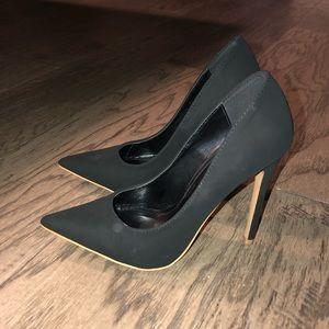 Shoe Republic LA Black Heels
